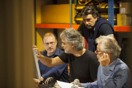 Andrea Bocelli, Virginio Fedeli E Chris Alder