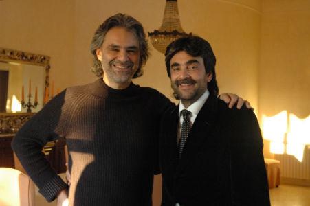 Andrea Bocelli E Virginio Fedeli