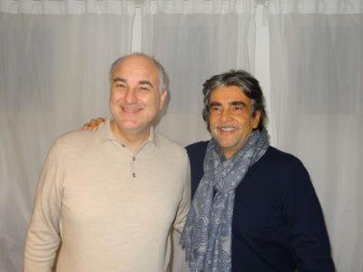 Michele Pertusi e Virginio Fedeli