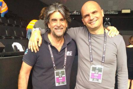 Virginio Fedeli E Saul Salucci