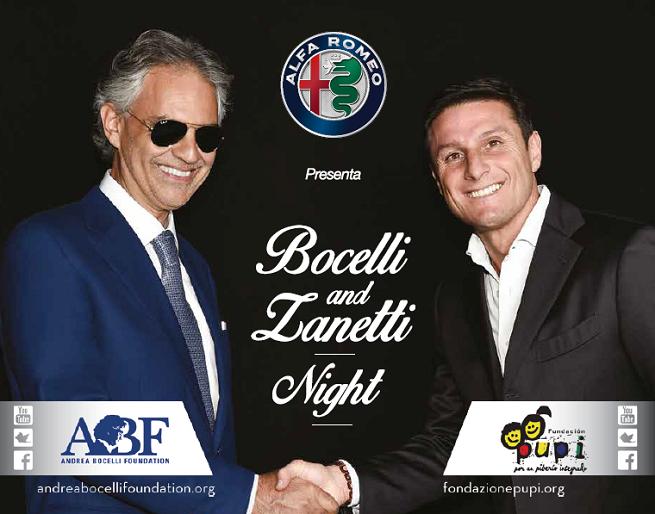 26.05.2016 BOCELLI E ZANETTI NIGHT